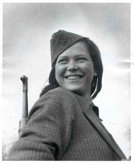 female partisan
