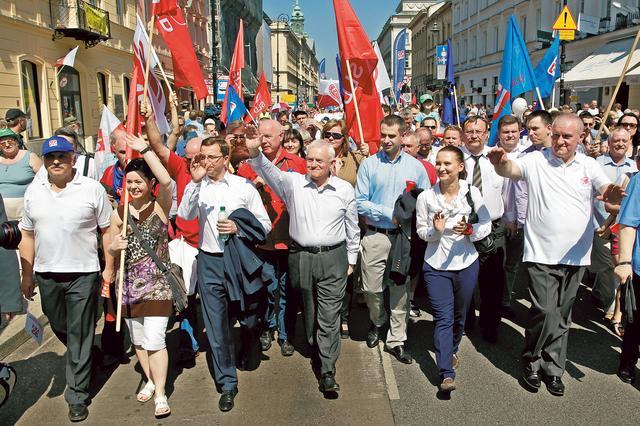 sojusz lewicy demokratycznej